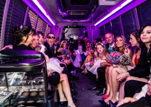 Cornwall Party Bus